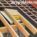 Утепление крыши бани— пошаговая методика!