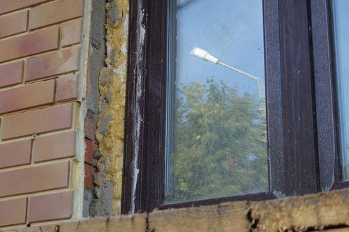 Наружные откосы на окнах своими руками: как сделать уличные