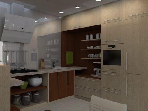 Готовый дизайн проект кухни: стоимость заказа. Фото
