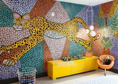 Фотообои фрески на стену: фото. Как сделать фреску из фотообоев