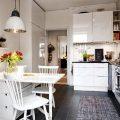 Кухня в скандинавском стиле – фото интерьера, как обустроить