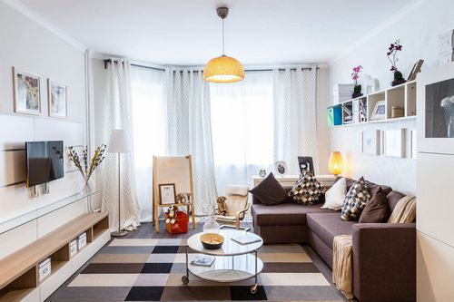 Мягкая мебель для гостиной (57 фото): современная «классика»