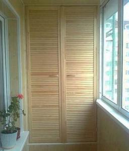 Шкаф на балконе своими руками: как сделать из гипсокартона