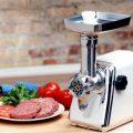 Как выбрать электрическую мясорубку для дома: обзор лучших
