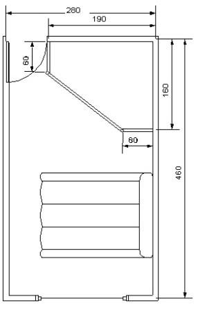 Как сделать гардеробную из гипсокартона своими руками: фото