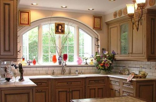 Дизайн кухни 24 кв м: оформление интерьера