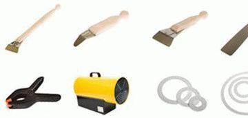 Выбираем инструмент для натяжных потолков