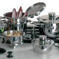 Посуда из нержавеющей стали: как выбрать, советы по уходу