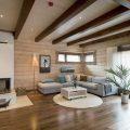 Как сделать потолок в доме: фото, потолки в деревянном, частном