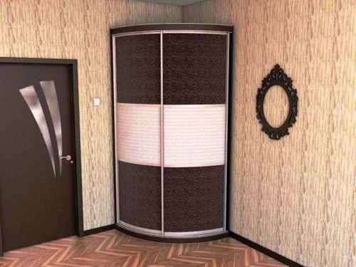 Маленький шкаф для маленькой спальни: фото купе