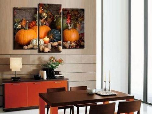 Картинки на кухню на стену: распечатать красивые прикольные