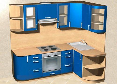 Программа для дизайна кухни: онлайн моделирование