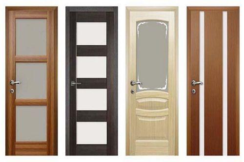Виды дверей: межкомнатные какие бывают, материалы и типы