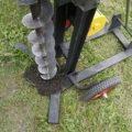 О вариантах бурения скважин малогабаритными установками