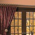 Деревянные карнизы для штор— конструкция и особенности