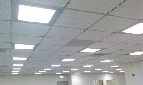 Встраиваемые светодиодные потолочные светильники для потолков