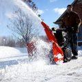 Cнегоуборочная техника для дома и дачи: секреты правильного