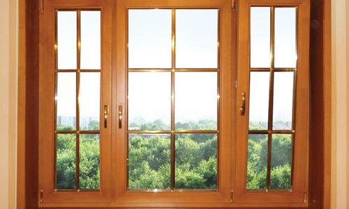 Деревянные окна для дачи (фото)