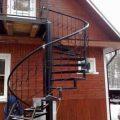 Лестницы для дачи своими руками: на второй этаж, уличные (с фото)