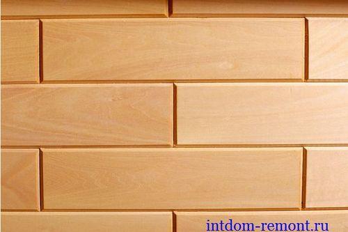 Стеновой-паркет, новинка для отделки стен из дерева.
