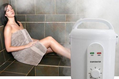 Парогенератор для бани