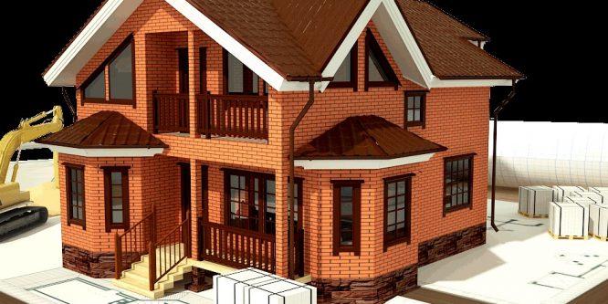 Что выбрать для строительства дома: пеноблок или кирпич