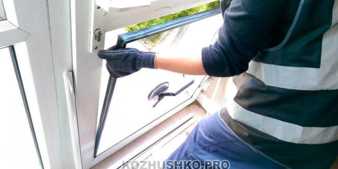 Особенности замены и ремонта стеклопакета в пластиковых окнах