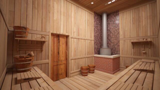Материалы для строительства бани