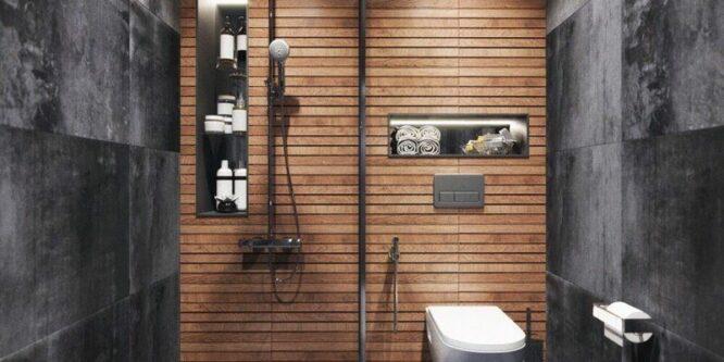 Санузел в стиле софт-минимализм — беспроигрышная идея для гостиниц и отелей