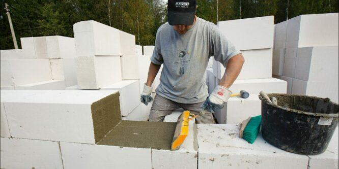 Применение газоблоков в малоэтажном строительстве