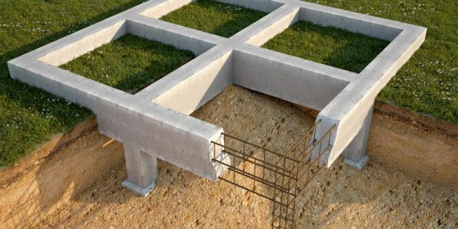 Совет, как не зарыть деньги в землю, устанавливая фундамент