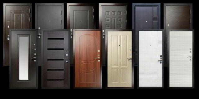 Входные металлические двери: виды, плюсы и особенности выбора