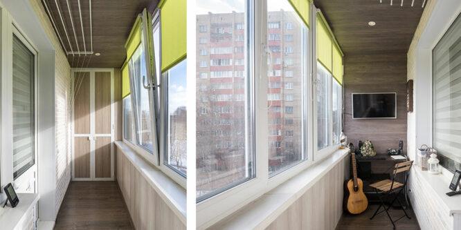 Остекление балконов в Челябинске: цена, качество и сроки выполнения работ