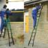 Алюминиевые лестницы незаменимый помощник на даче