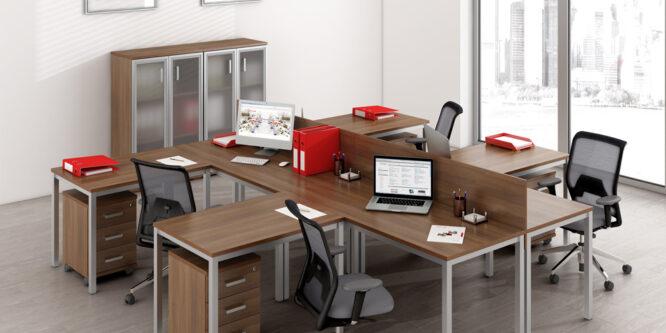 Офисная мебель на металлокаркасе. Как выбрать?