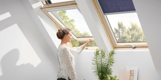 Для чего дому нужны мансардные окна